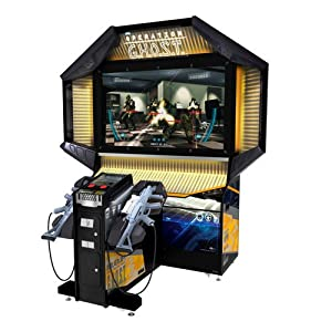 Sega Operation G.H.O.S.T. Arcade Game