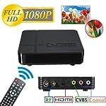 Gearmax� Full HD 1080P DVB-T2 R�cepte...