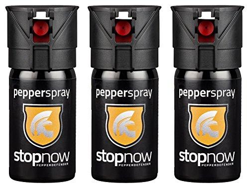 pfefferspray-mit-spruhstrahl-40-ml-stopnow-pepperdefender-3er-vorratspack