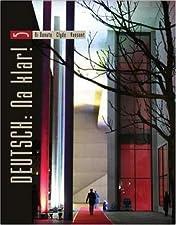Deutsch Na klar! An Introductory German Course by Robert Di Donato