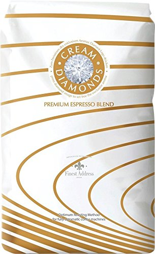Cream Diamonds Café-Espresso ganze Bohne by J. Hornig, 1000 g