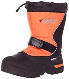 Baffin Mustang Snow Boot (Little Kid/Big Kid),Expedition/Gold,4 M US Big Kid