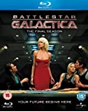 Battlestar Galactica: The Final Season (Season 4, Part Two) [Blu-ray] [Region Free]
