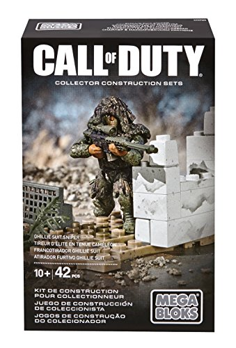 Mega Bloks Call of Duty Ghillie Suit Sniper - 1