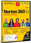 Norton 360 v3.0, 3 User Licence (PC DVD)
