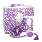 Berdoues Violettes De Toulouse Fragrance Set (2.64 Oz Eau De Parfum Spray + 2.48 Oz Perfumed Body Lotion)
