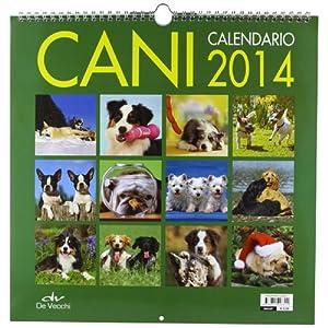 Cani. Calendario 2014