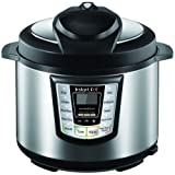 Instant Pot® IP-CSG60 5-in-1 Programmable Pressure Cooker, 6.33qt, Latest 3rd Generation Technology, Stainless Steel Cooking Pot and Exterior image