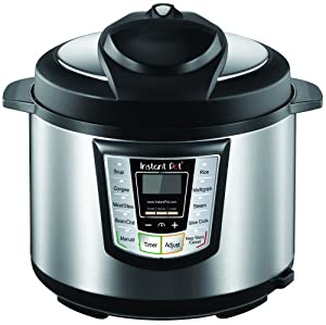 Instant Pot IP-CSG60 5-in-1 Programmable Pressure Cooker