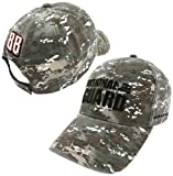 NASCAR Hendrick Motorsports #88 Dale Earnhardt Jr. National Guard Camo Salute Hat Cap