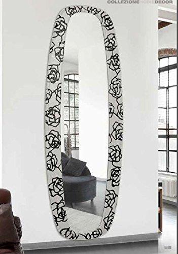 Kolor Mirror–Dressing Room Decorated Roselline Rosses