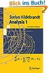 Analysis 1 (Springer-Lehrbuch) (Germa...
