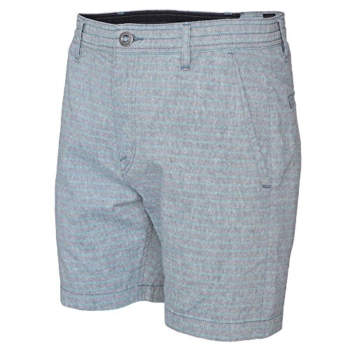 Volcom CRABTREE SHORT Grey blue SPRING 16 - 30