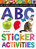 Little Tiger Press ABC Sticker Activities (My First Sticker Activity Book)