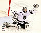 Jonathan Quick - Game 2 Action NHL Stanley Cup 8x10 Photo (LA Kings) at Amazon.com