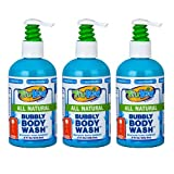 TruKid 3 Pc Value Pack Trukid Bubbly Body Wash