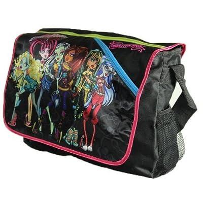 Monster High Large Messenger Bag - Gang of Ghouls