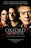 Guillermo Martinez The Oxford Murders