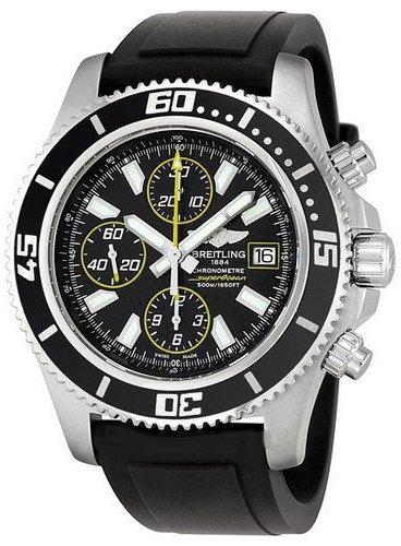 Breitling Aeromarine Superocean Chronograph II Mens Watch A13341A8/BA82