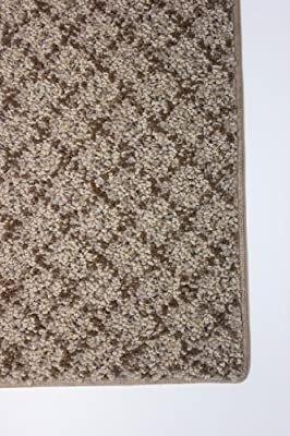 Fabricate - 40oz Indoor Area Rug Carpet, Runners, & Stair Treads With Premium Nylon Fabric FINISHED EDGES.