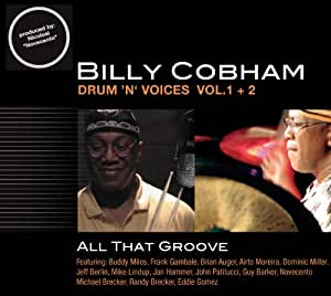 Drum 'N Voice Vol.1+2-All That Groove