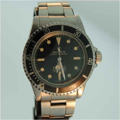 Buy Vintage/Antique watch: Rolex Submariner 200m, Ref# 5513, ca.1965