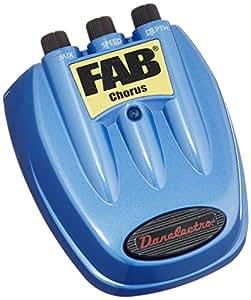 Danelectro D-5 Fab Chorus Effects Pedal