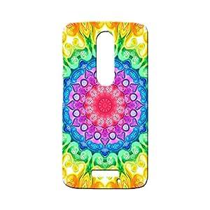 BLUEDIO Designer Printed Back case cover for Motorola Moto X3 (3rd Generation) - G5133
