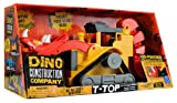 "Educational Insights Dino Construction Company ""T-Top"" The Triceratops Bulldozer"
