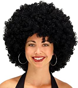 Afro Wig 22 Inch Black Afro Wig 22 Inch Black