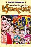 echange, troc Motoei Shinzawa - Kimengumi, un collège fou fou fou, tome 8