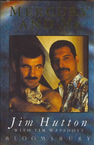 Mercury and Me: Jim Hutton, Tim Wapshott: 9780747519225: Amazon.com: Books