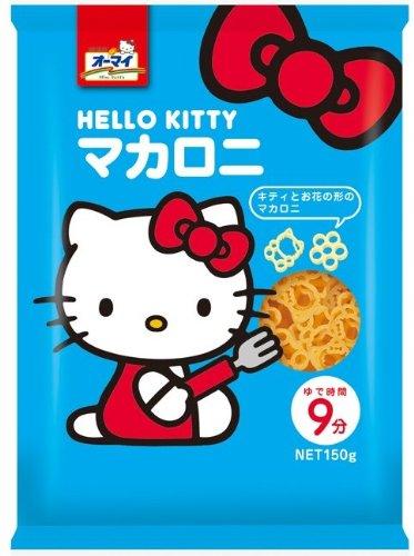 【日亚】超可爱有营养,儿童辅食,Hello Kitty通心面,4包装