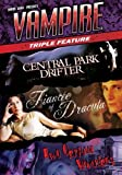 Vampire Triple Feature: Central Park Drifter/Fiancee of Dracula/Two Orphan Vampires
