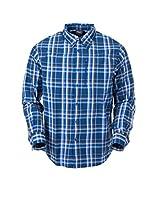 Izas Camisa Hombre Rud (Azul)