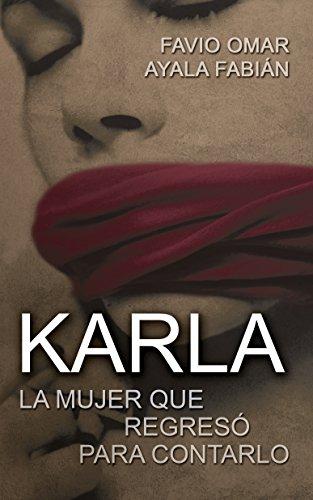 Portada del libro Karla de Favio Ayala Fabián