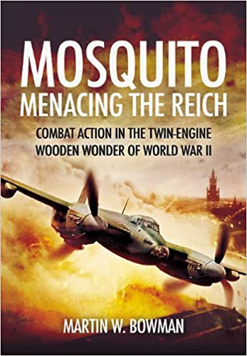 Wood Tv 8 Mosquito MOSQUITO MENACING THE REICH