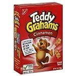 Nabisco Teddy Grahams Cinnamon 283g