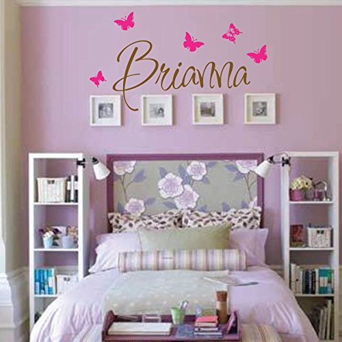 Personalized-Monogram-Kids-Wall-Decals-Girls-Wall-Decal-Name-Vinyl-Lettering-baby-girl-nursery-wall-decal-Brianna