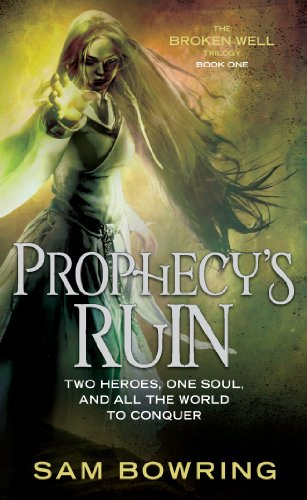 Prophecy's Ruin by Sam Bowring ebook deal