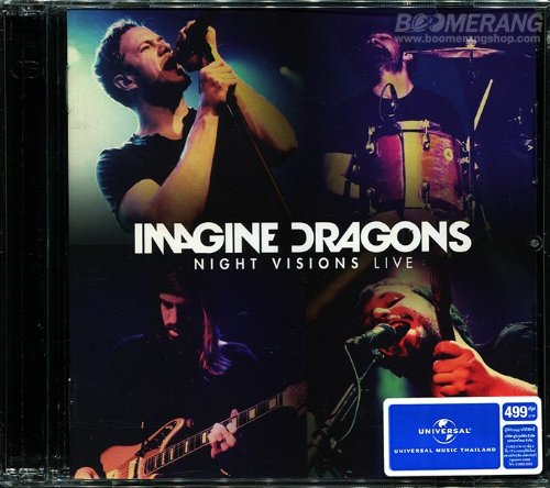 Imagine Dragons - Imagine Dragons (EP) - Zortam Music
