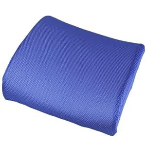 V-SOL Color Azul Almohada De Cojín Lumbar Para Descanso O Sillas De Oficina Y Coche  Bebé Más información y revisión del cliente