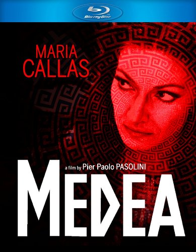 Cover art for  Medea [Blu-ray]