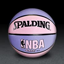 NBA Street Basketball - Pink/Purple - Size 28.5