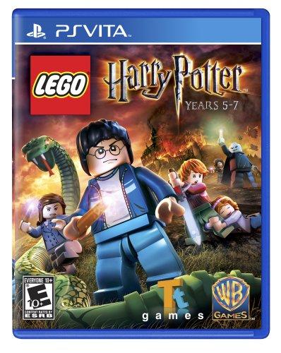 Harry Potter 5-7