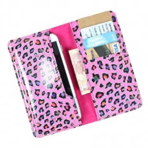 DooDa PU Leather Case Cover For Arya A1+ 9.7mm