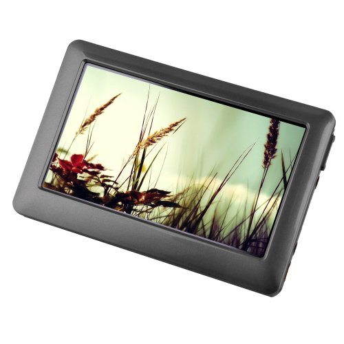 """Oceantree New Real 4 GB 4,3 """"Touch Screen RMVB FLV TV-Out-MP5-Player (schwarz)"""