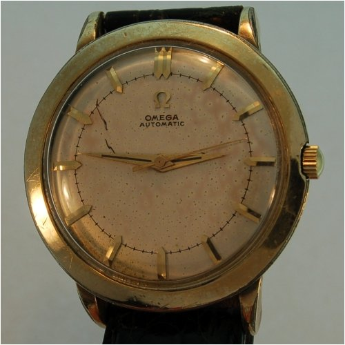 Buy Vintage/Antique watch: Omega Gold Filled, Stainless Steel Back, 1940′s