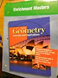img - for Enrichment Masters (Geometry: Concepts and Applications) book / textbook / text book