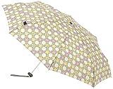 Knirps X1 LIMITED 【限定カラー】 折りたたみ傘 Vanilla Sky (フラワー 01-01) KNXL810-675
